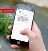 Poczta Polska z nową funkcjonalnością: wyśle smsem numer telefonu do kuriera