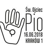 Poczta Polska upamiętnia Św. Ojca Pio specjalnym znaczkiem