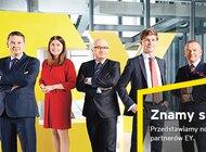 Pięcioro nowych partnerów EY