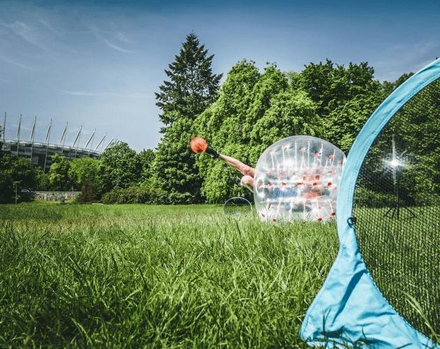 Bubble Football coraz bardziej popularny w Polsce