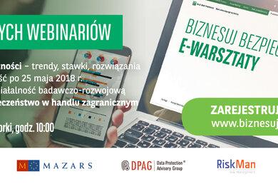 """BGŻ BNP Paribas Faktoring """"Biznesuj Bezpiecznie"""""""