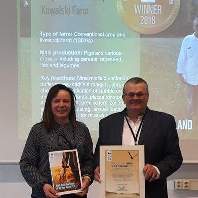 Polak zwycięzcą międzynarodowego konkursu na Rolnika Roku regionu Morza Bałtyckiego!