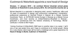 press release_Cushman & Wakefield appoints a new head of Design & Build.pdf