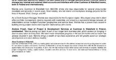 press release_Cushman & Wakefield appoints Mariola Bitner as Associate in Project & Development Services team.pdf