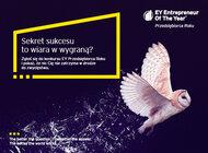 Przedsiębiorcy, twórcy firm! Startuje 17. edycja konkursu EY Przedsiębiorca Roku