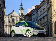 innogy uruchamia pierwszy w Warszawie i największy w Polsce, w pełni elektryczny car sharing