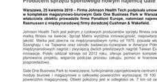 Informacja prasowa_Producent sprzętu sportowego nowym najemcą Gate One Business Park.pdf