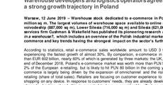 press release_Warehouse developers and logistics operators agree e-commerce is on a strong gro.pdf