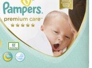 Nowe Pieluszki Pampers® Premium Care – tak delikatne, jak dotyk mamy