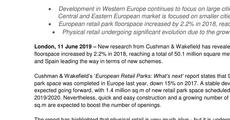 Press release_Western Europe Leads the Way as Outlook for Europe's Retail Park Market Remains Positive.pdf