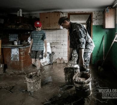 Zakończenie działań Wojskowego Zgrupowania Zadaniowego Wierzchowiska