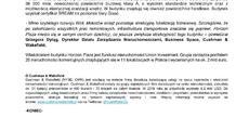 Informacja prasowa_Cushman & Wakefield przejmuje Horizon Plaza .pdf