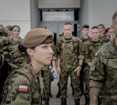 Wakacje z WOT. Zaciąg na terenie Wielkopolski
