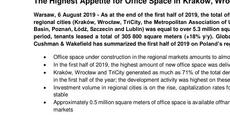 Press release_The Highest Appetite for Office Space in Kraków, Wrocław and TriCity.pdf