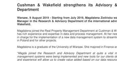 Press release_Cushman & Wakefield strengthens its Advisory & Market  Analytics Department.pdf