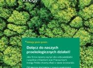 innogy Polska jako pierwsza firma energetyczna startuje  z nowym programem w trosce o środowisko