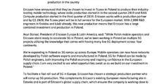Ericsson Tczew Poland investment.pdf