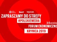 PMPG Polskie Media na XXIX Forum Ekonomicznego w Krynicy