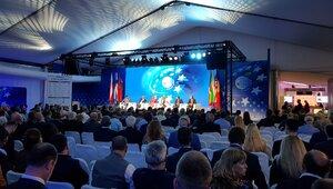 Energa w Krynicy. Pierwszy dzień Forum Ekonomicznego