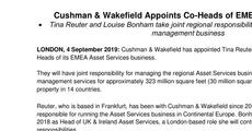 Press release_Cushman & Wakefield Appoints Co-Heads of EMEA Asset Services.pdf