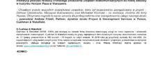 """Informacja prasowa_Cushman & Wakefield """"Najlepszym Partnerem Biznesowym"""" roku według firmy Huawei.pdf"""