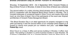 Press release_Blood Donation Day at Silver Forum in Wrocław.pdf