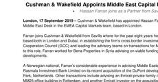 Press release_Cushman & Wakefield Appoints Middle East Capital Markets Specialist.pdf