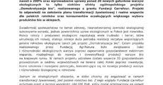 """2019_09_20_Sukces projektu """"Demokratyzacja bio"""" – dzięki grantowi Fundacji Carrefour zwiększa się asortyment produktów ekologicznych.pdf"""