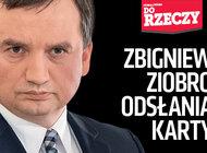 """""""Do Rzeczy"""" (39) Zbigniew Ziobro odsłania karty"""