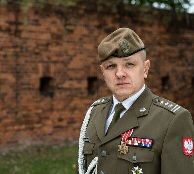 płk Artur Barański