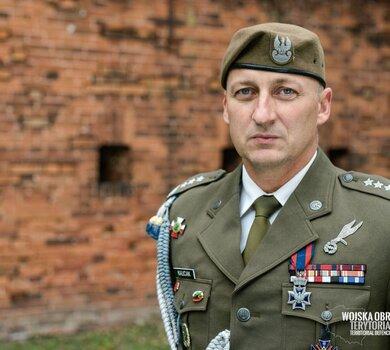 płk Grzegorz Kaliciak