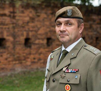 płk Grzegorz Motak