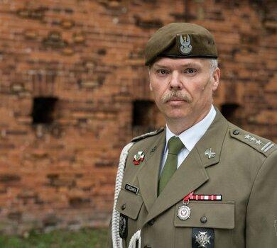 płk Przemysław Owczarek