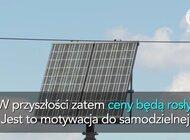 Inwestycja w odnawialne źródła energii coraz bardziej opłacalna