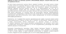 Start loterii Wielkie Darmowe Zakupy w Carrefour.pdf