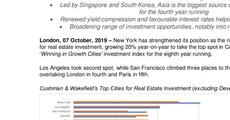 Press release_New York Extends Lead in Cushman & Wakefield's Top Cities for Real Estate Investment Index .pdf