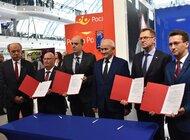 Poczta Polska, Grupa Enea i KZŁ podpisały list intencyjny na rzecz rozwijania elektromobilności