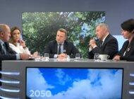 Jak zapobiec katastrofie klimatycznej?  Mocne deklaracje polityków podczas finałowej debaty przedwyborczej Fundacji WWF w studiu Onet.pl