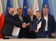 Grupa Enea i Krajowy Ośrodek Wsparcia Rolnictwa nawiązują współpracę dla rozwoju fotowoltaiki w Polsce