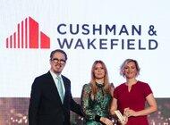 Cushman & Wakefield z nagrodami na X Gali PRCH