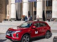 Nowe Mitsubishi ASX i L200 oficjalnymi samochodami 35. Warszawskiego Festiwalu Filmowego