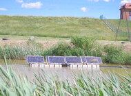 Energa postawi pierwszą instalację fotowoltaiczną na wodzie