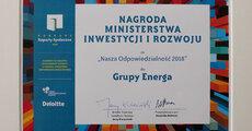 Nagroda Ministerstwa Inwestycji i Rozwoju.JPG