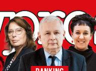 """""""Wprost"""" (44)  Ranking: Najbardziej wpływowi Polacy"""