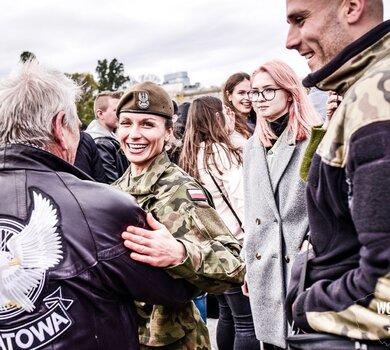 Promocja oficerska absolwentów kursu AGRYKOLA - 27.10.2019