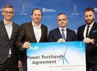 innogy Renewables zasili wiatrem produkcję w trzech głównych polskich browarach