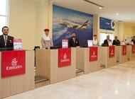 Linie Emirates otwierają pierwszy pozalotniskowy terminal odpraw w Dubaju dla pasażerów statków