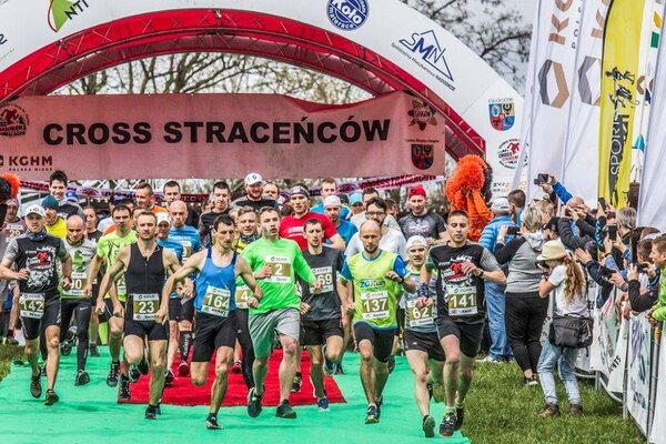 Crossowa Liga Biegowa - Start Crossu Straceńców
