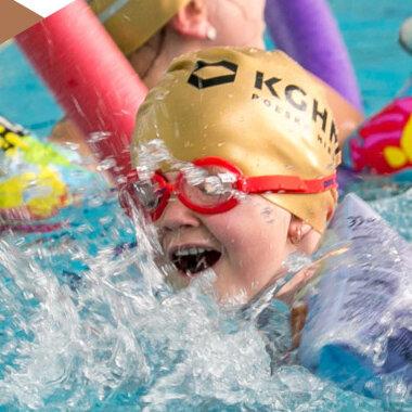 KGHM Polska Miedź zaprasza dzieci na naukę pływania