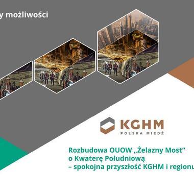 Rozbudowa Żelaznego Mostu Kwatera Południowa - prezentacja